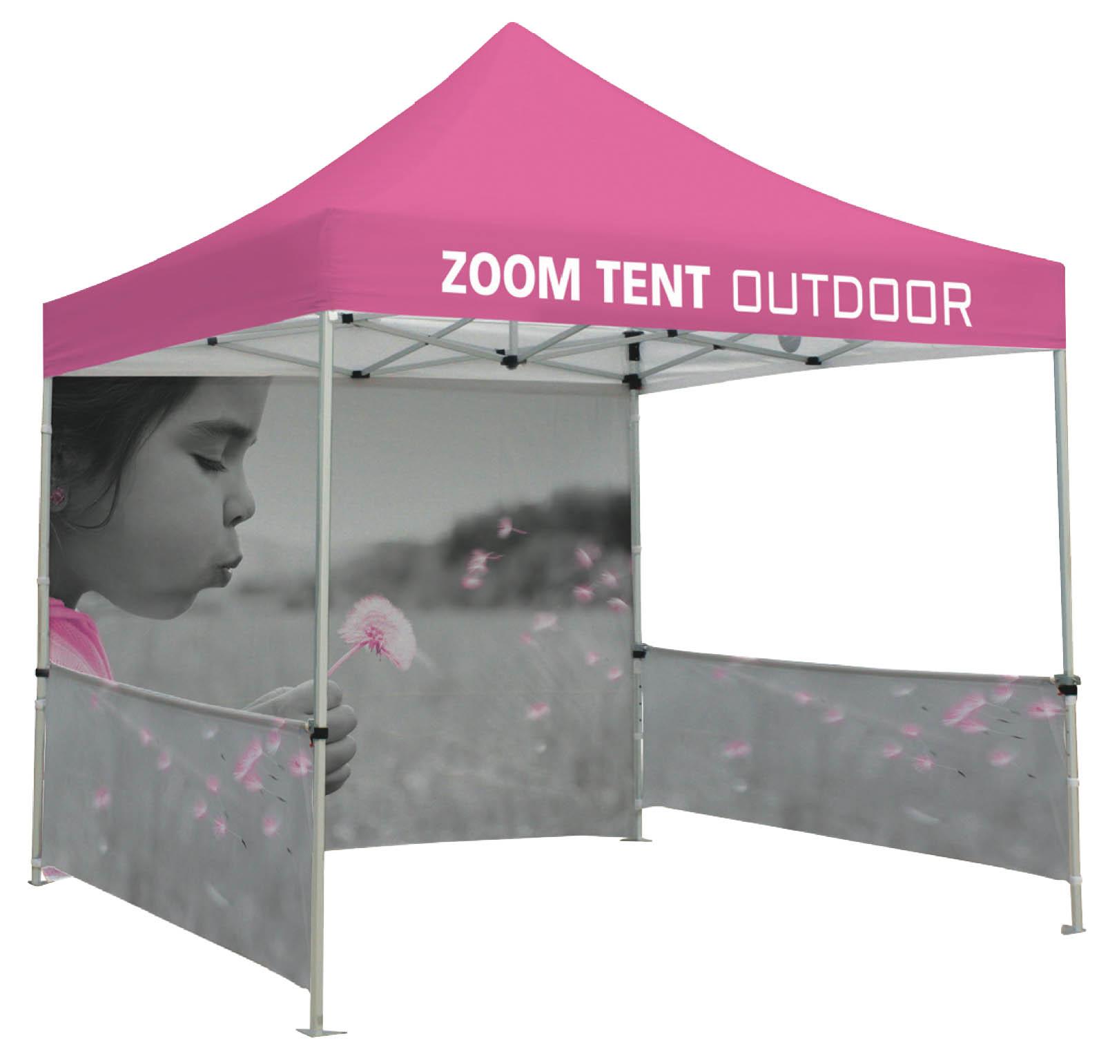 Zoom Pop Up Tents