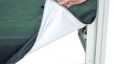 Tension Fabric Display Close-Up