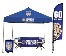 Outdoor Trade Show Displays - Tent