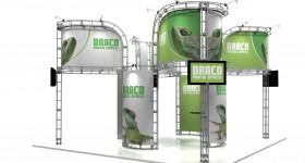 trade show truss displays accessories