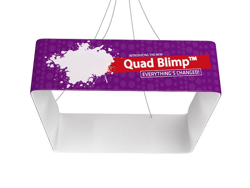Blimp Hanging Displays