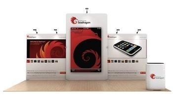 Waveline Media Trade Show Exhibit Kits