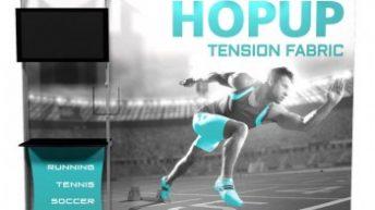 HopUp Dimension Trade Show Displays