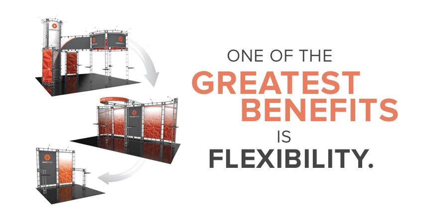 flexible Modular Trade Show Exhibits