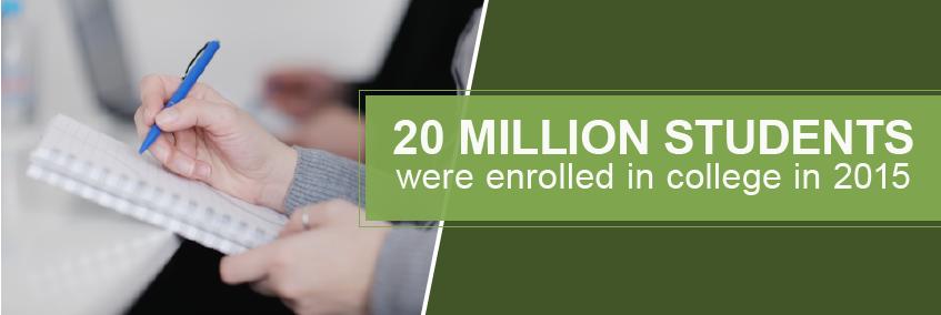 20 million students