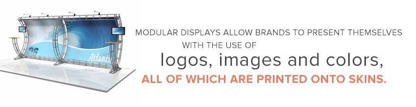 modular displays brands