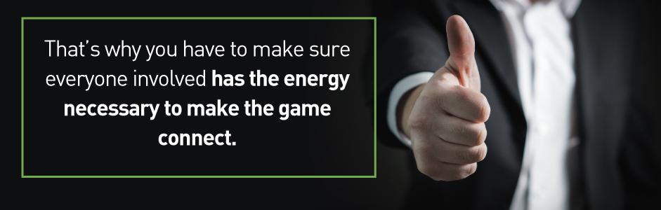 trade show energy