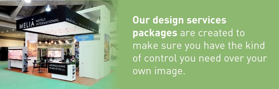 trade show design services
