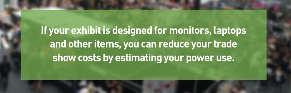 estimate power usage to save