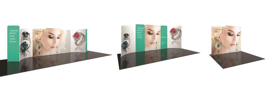 Creating a Custom Modular Trade Show Booth