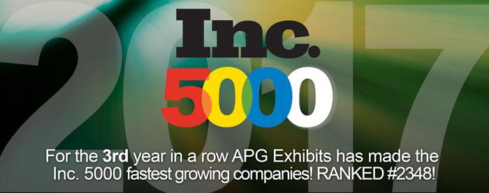 Inc 5000 APG Exhibits