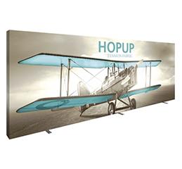 NEW 15, 20, & 30 ft Hopup Displays