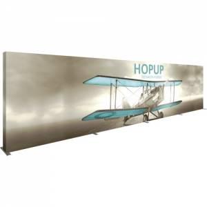 New 15, 20, & 30 ft Hopup Trade Show Displays