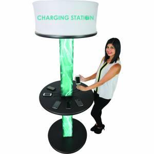 Charging Station - Integrating media