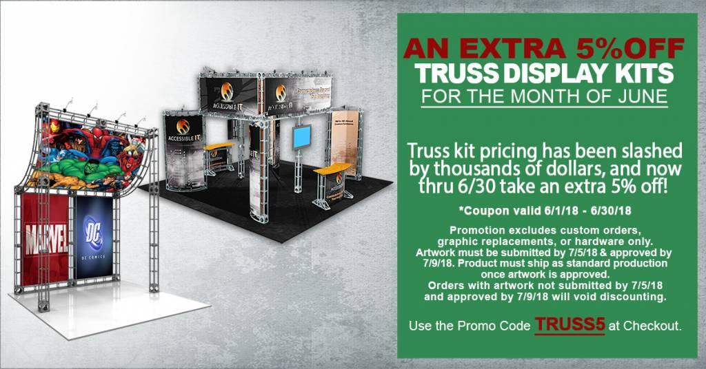 Huge Price Cuts on Truss Kits