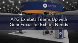 APG Exhibits Teams Up with Gear Focus