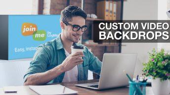 Custom Video Backdrops