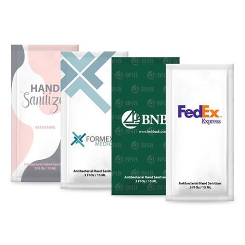 1/2 ounce hand sanitizer gel packs