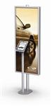 Trade Show Displays: Hybrid Frame iPad Display Stand